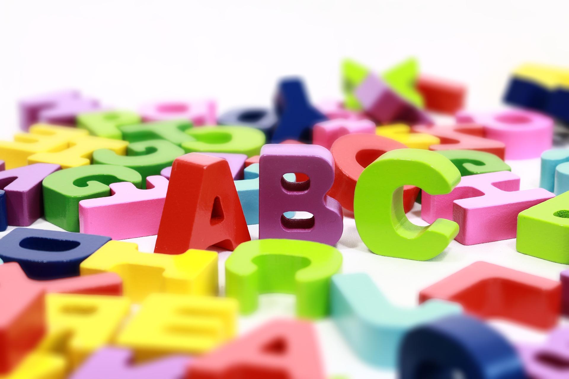 Alphabet Ackermann