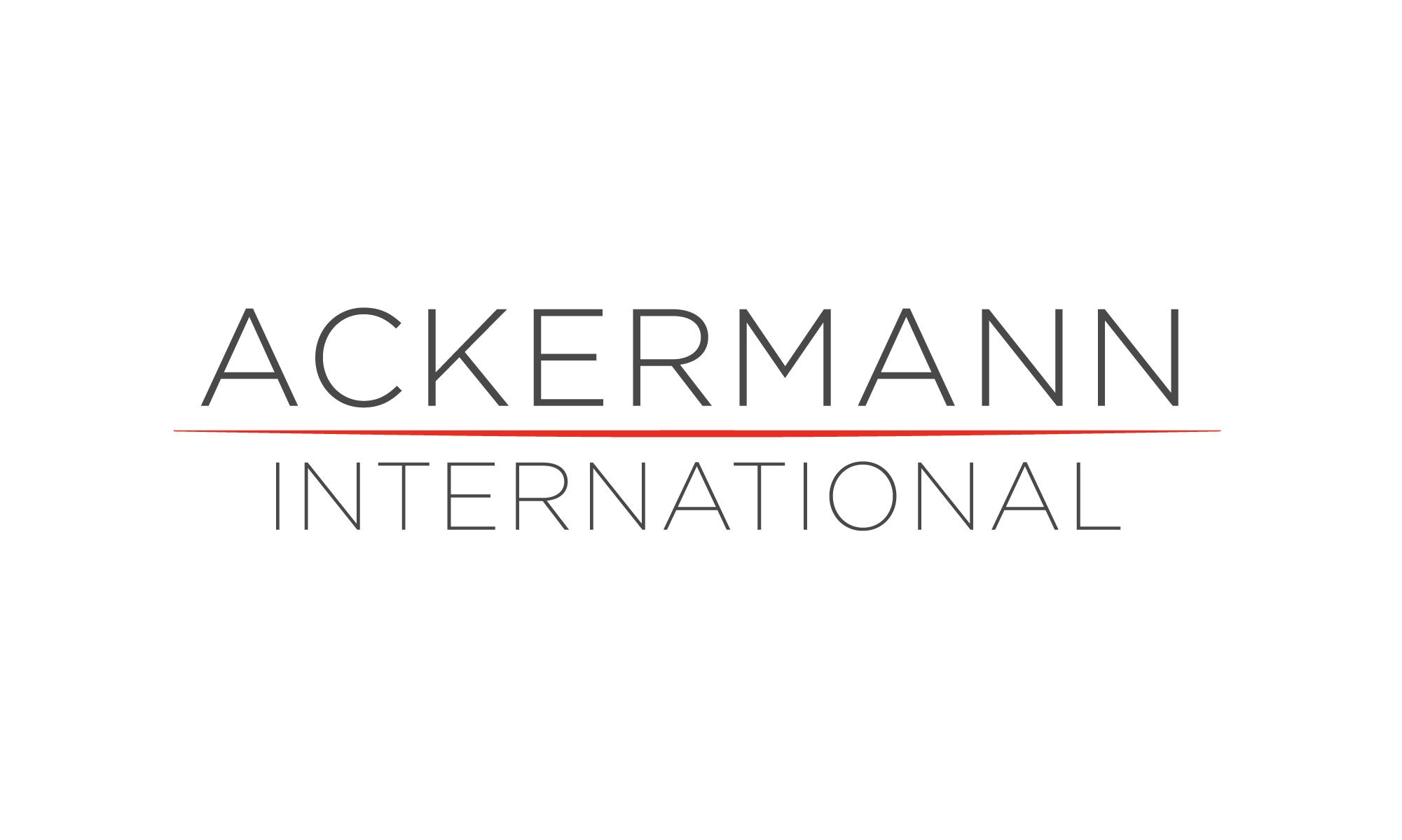 Ackermann International logo 2000x1200