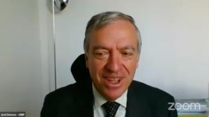 Jose Donoso, presidente UNEF