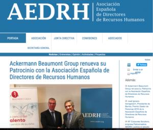 Ackermann AEDRH