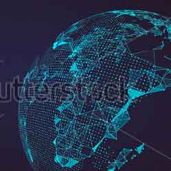 stock-vector-world-map-point-line-composition-representing